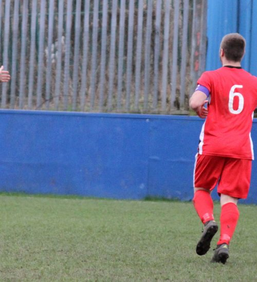 Clipstone FC V Albion Sports Luke Walker Goal