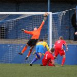 Clipstone FC V Albion Sports Gary Doncaster