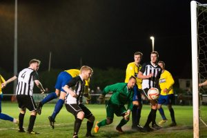 Clipstone V Cleethorpes Town 3-0 Defeat