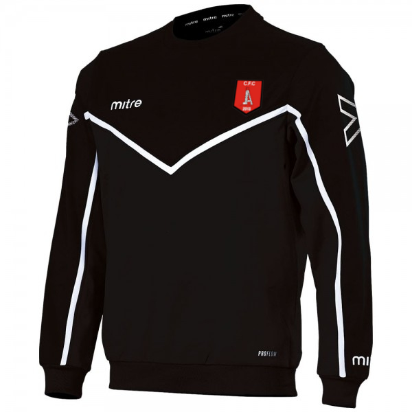 Clipstone F.C. Jumper in Black