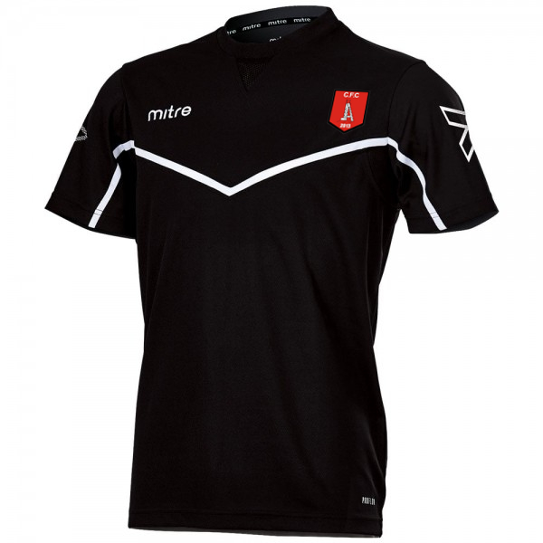 Clipstone Training T-Shirt (Black)