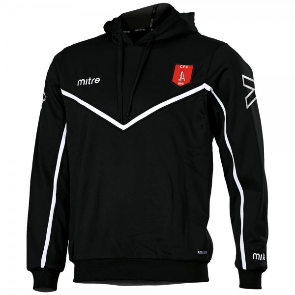 Clipstone F.C. Hoody In Black